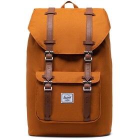 Herschel Little America Mid-Volume Backpack 17L pumpkin spice